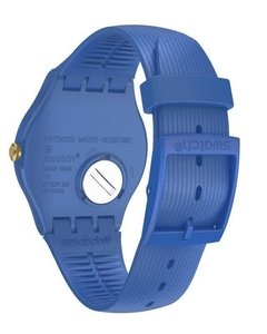 Reloj Swatch Unisex New Gent Suon143 Cyderalblue - Cool Time
