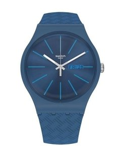 Reloj Swatch Unisex New Gent Suon713 Wave Path