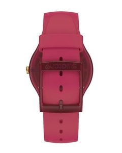 Reloj Swatch Mujer Ruby Rings Suop111 Silicona Sumergible - Cool Time