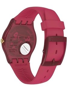 Reloj Swatch Mujer Ruby Rings Suop111 Silicona Sumergible - tienda online