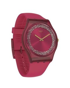 Reloj Swatch Mujer Ruby Rings Suop111 Silicona Sumergible - comprar online