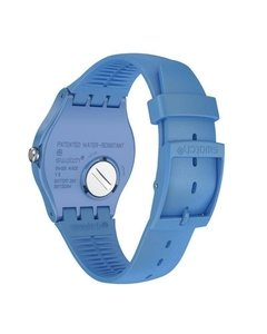 Reloj Swatch Unisex Coleccion Lady Lagoonazing Suos401 - Cool Time