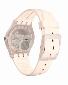 Reloj Swatch Mujer Rose Rebel Suot700 Silicona Sumergible - Cool Time