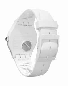 Reloj Swatch Mujer Blanco White Rebel Suow701 Silicona 3 Bar - Cool Time