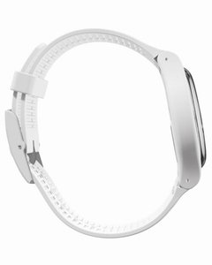 Reloj Swatch Mujer Blanco White Rebel Suow701 Silicona 3 Bar en internet