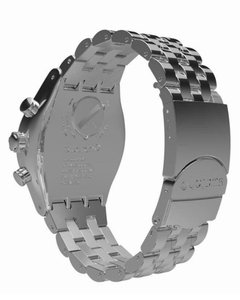 Reloj Swatch Hombre Irony Tech-mode Boxengasse Yvs423g - Cool Time