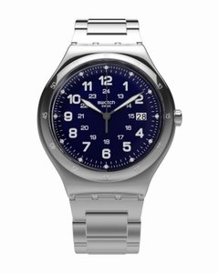 Reloj Swatch Hombre A Travelers Dream Blue Boat Yws420g