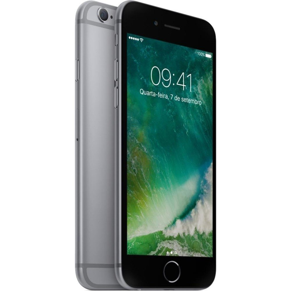 4fdebe6a9 iPhone 6S 32GB Cinza Espacial - Apple - iDevice Store