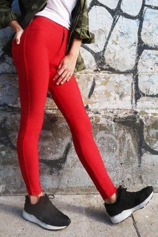 PANT JAGGER RED on internet