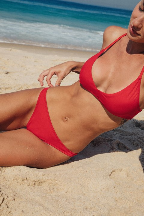 BIKINI MARY RED