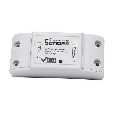 Smart Switch - Sonoff Basic - 03 Unidades - comprar online