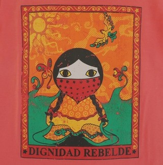 Remera Dignidad Rebelde en internet