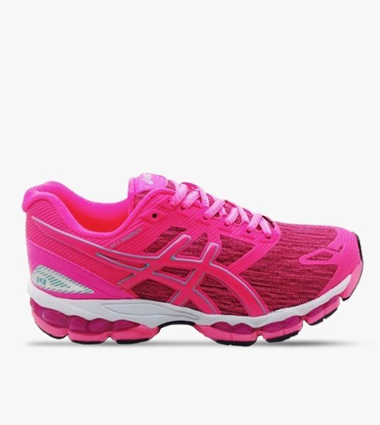 dc9592f0c6 tenis asics feminino rosa e cinza