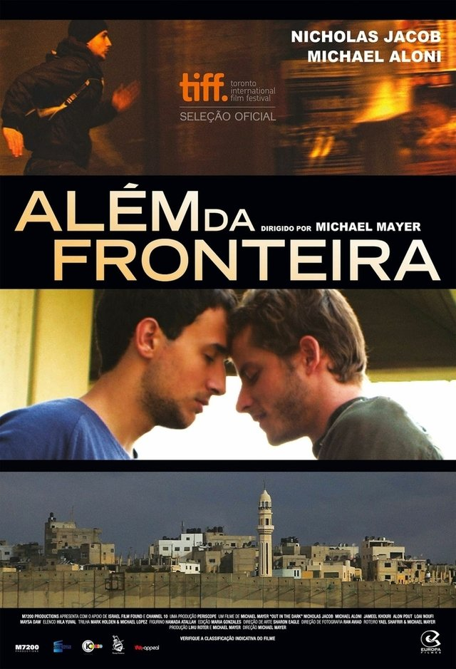 Além da Fronteira (Out In The Dark)