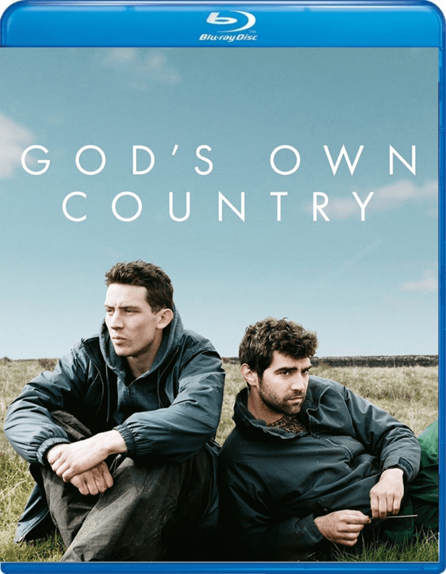 Reino de Deus (God's Own Country)  (Blu-ray)