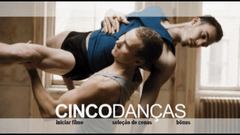 Cinco Danças (Five Dances) - comprar online