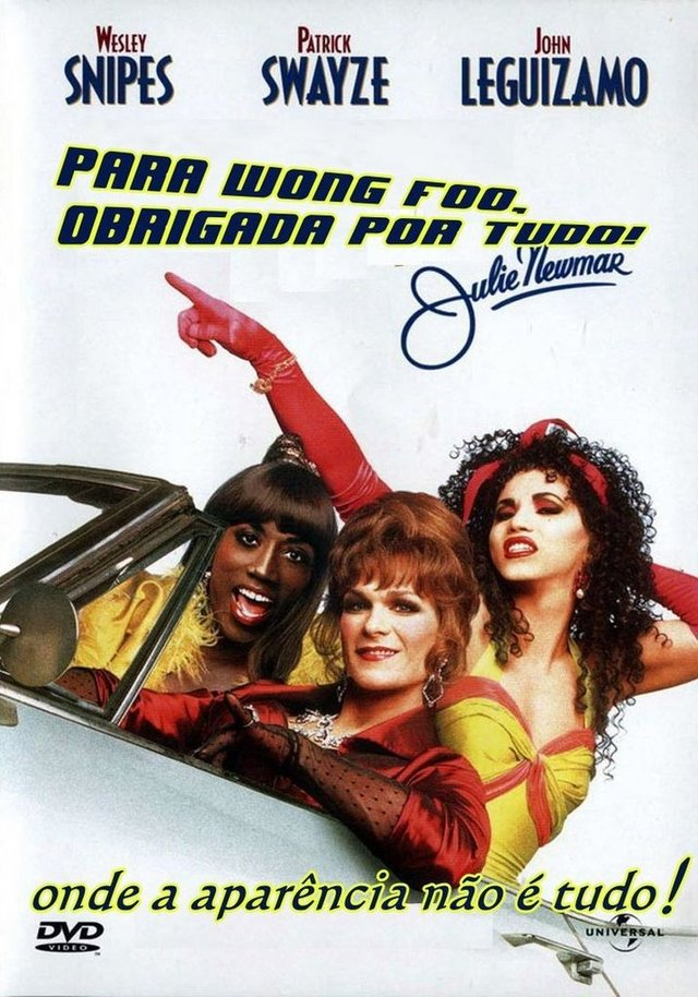 Para Wong Foo, Obrigado Por Tudo! Julie Newmar (To Wong Foo, Thanks For Everything! Julie Newmar)