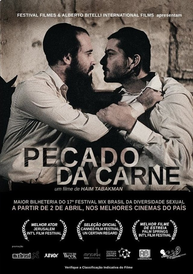 Pecado da Carne (Einayim Petukhoth/Eye Wide Open)