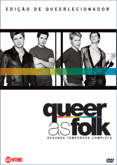 Os Assumidos - Temporada 2 (Queer as Folk) 6 discos