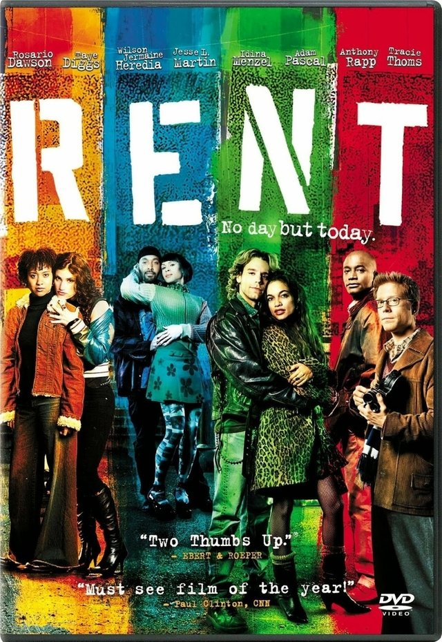 Rent - Os Bohêmios (Rent)