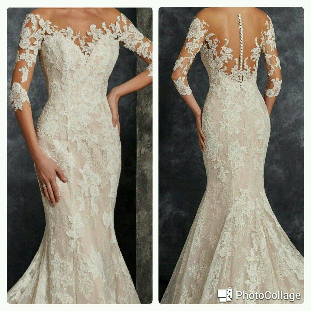 a7efc9d484 Vestido de Noiva Sereia - Comprar em Ateliê da Isabela