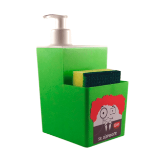 Dispenser con Esponja