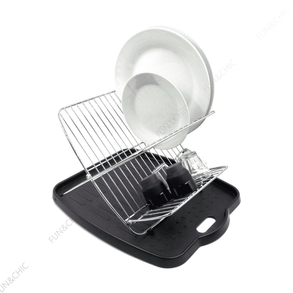 Bazar online » Escurridor de platos de acero inoxidable » Fun   Chic 8f362bc5f803