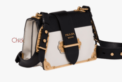 Bolsa Cahier Shoulder Bag Off White - Italiana - comprar online