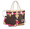 BOLSA NEVERFULL MONOGRAM MM - ITALIANA