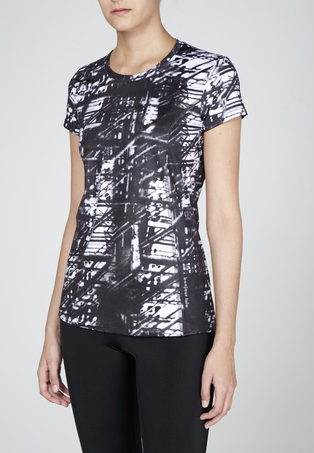 Remera Sublimada Rock