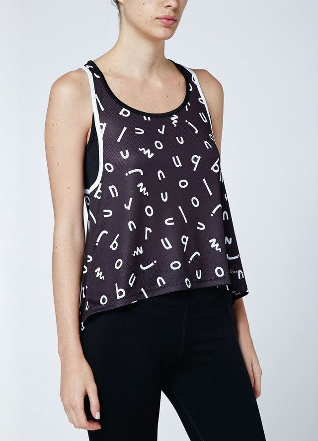 Musculosa Play