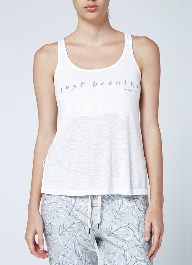 Musculosa Breathe en internet