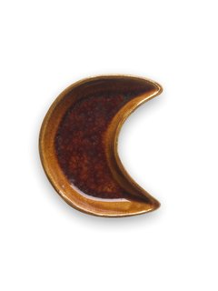 Cuenco Moon Marron