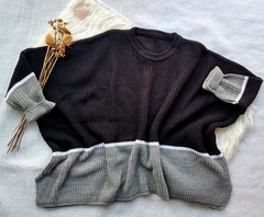 Sweater Combinado en internet