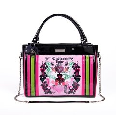 Cartera Rose Heart