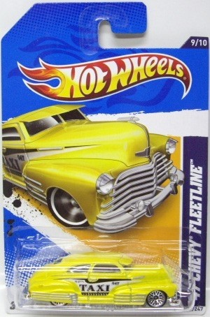 Hot Wheels 47 Chevy Fleetline