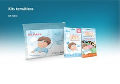 Kit Febre Babydeas - 01 Termo Friends e 01 Fever Friends