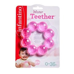 Mordedor Térmico (WATER TEETHER) - Infantino (Pink)