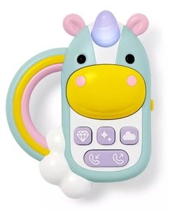 Skip Hop Zoo Unicorn Phone - Celular Unicórnio