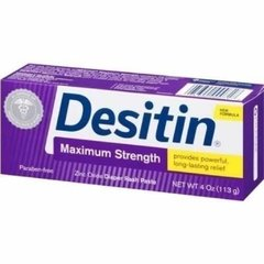 Desitin Maximum Strength (ROXA) - Bisnaga 113g