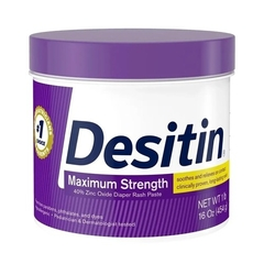 Desitin Maximum Strength (ROXA) - Pote 454g - comprar online