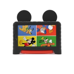 Tablet Multilaser Mickey Mouse Plus Wi Fi Tela 7 Pol. 16GB Quad Core