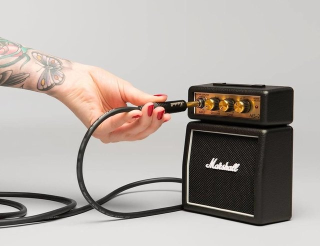 Marshall MS-2 Microbe Mini Amplificador en internet
