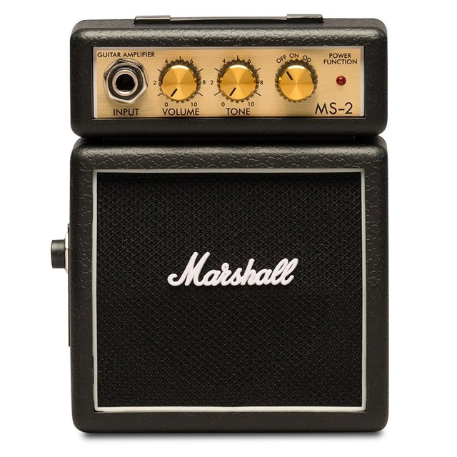 Marshall MS-2 Microbe Mini Amplificador