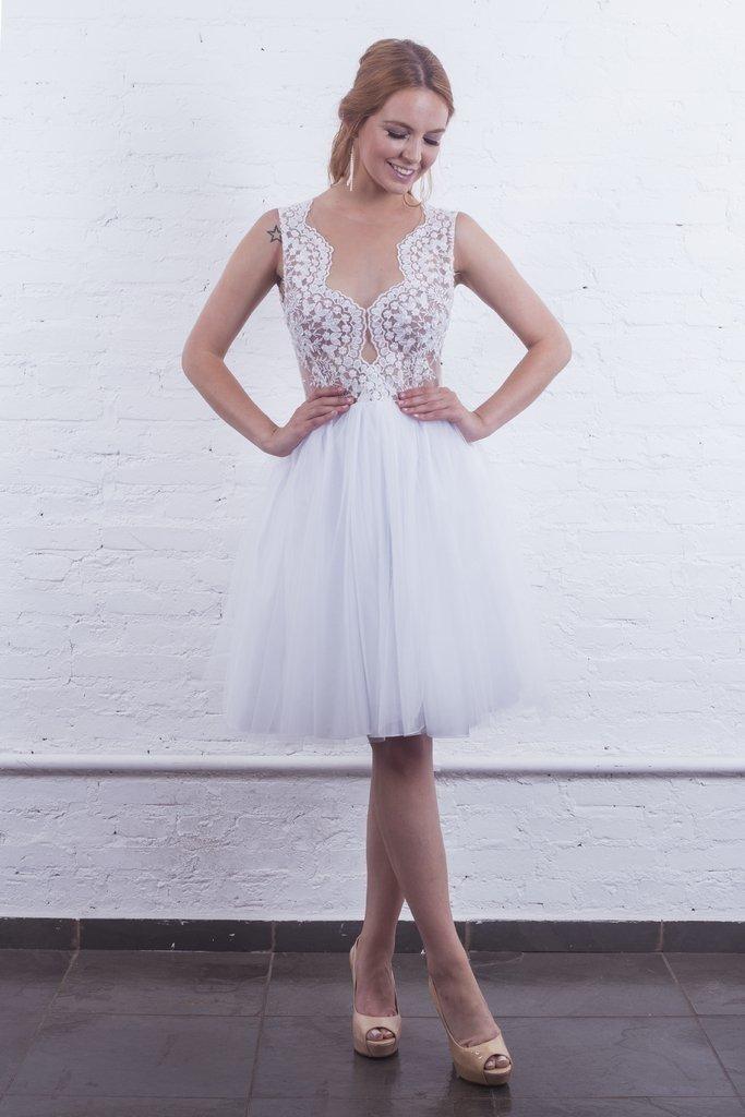f8909f30e Vestido Bromélia Curto - Comprar em Com Amor Milla