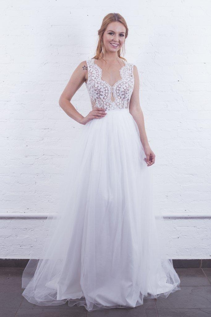 332e11657e Vestido Bromélia