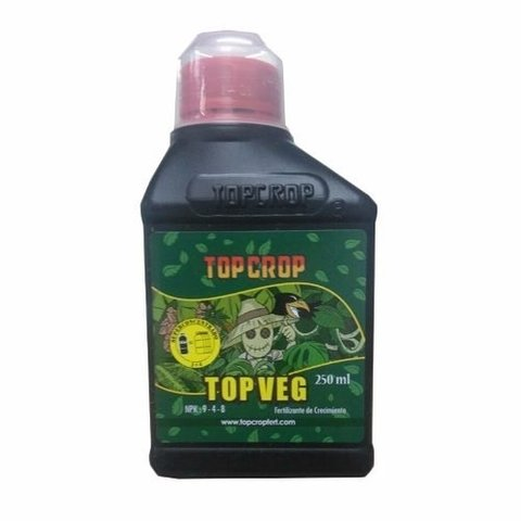 Cultivo Fertilizante Top Crop Veg 250ml