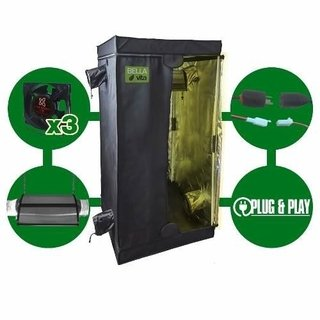 Kit Carpa Cultivo Indoor Coolbox Mediano