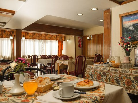 Hotel Central Bariloche - Copa Beach Apartments