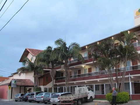 Apart Hotel Canasvieiras Tropical - Copa Beach Apartments